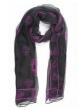 秋冬品質保証低価ALEXANDER MCQUEEN アレキサンダーマックイーン コピー スカーフ レディース シルク 大判 3色可選