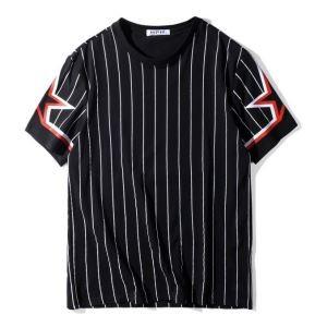 着回し度抜群 ジバンシー GIVENCHY 男女兼用 2018春夏新作 半袖Tシャツ 2色可選 激安大特価大人気