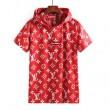 人気激売れ 半袖Tシャツ シュプリーム SUPREME 2色可選 吸汗速乾 SALE開催   2018春夏新作