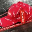 2018春夏 品質保証安いストリート系SUPREMEシュプリーム キャップベースボールキャップ 帽子アウトドア登山3色可選