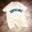 夏季超人気アイテム  シュプリーム SUPREME 2色可選2018春夏新作 半袖Tシャツ