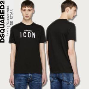 春夏お買い得高品質DSQUARED2ディー スクエアー ド コピーIconT-Shirt S74GD0305S22427900半袖メンズ4色可選