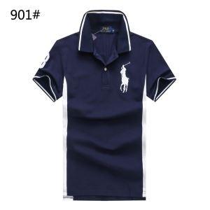 春夏お得限定セールPolo Ralph Laurenポロラルフローレン ポロシャツゴルフウェアスポーツウェア半袖4色可選