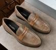 人気定番新品PRADAプラダ 靴 メンズレザーシューズビジネス革靴 歩きやすい紳士靴フォーマル仕事用通勤
