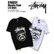半袖Tシャツ 2色可選 2018年NEWモデル ファッションに役立つ ステューシー STUSSY