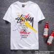 2色可選 柔らかい手触りステューシー STUSSY 2018一番最高人気 半袖Tシャツ