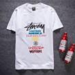 ステューシー STUSSY2018年春夏絶対手に入れたい! 半袖Tシャツ 2色可選 オシャレな雰囲気