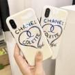 2018fw トレンド 注目度UP! iphone7 ケース カバー シャネル CHANEL 高級感UP