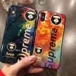 シュプリーム SUPREME 稀少*新品登場 2018年モデル iphone7 ケース カバー 2色可選