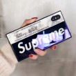 2色可選 シュプリーム SUPREME 2018年NEWモデル iphone6 ケース カバー 雑誌掲載のアイテム