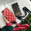 数量限定先行入荷 シュプリーム SUPREME 【2018トレンド】 iphone7 ケース カバー 2色可選