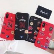 シュプリーム SUPREME 2018fw トレンド iphoneX ケース カバー 4色可選 待望の再販売
