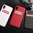 春夏超人気 シュプリーム SUPREME 2018年春夏絶対手に入れたい! iphoneX ケース カバー 3色可選