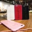 爆買い豊富なSUPREMEシュプリーム コピーiphonexケース 柔らかいストラップ付きアイフォンXケース4色可選