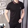 品質保証大人気BURBERRYバーバリー コピーポロシャツ半袖メンズトップスアメカジユニフォーム 紳士服3色可選