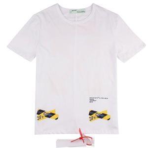 2018春夏数量限定爆買いOff-Whiteオフホワイト tシャツ 偽物無地バックプリント夏服トップス半袖2色可選