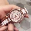 2018数量限定格安華やかなCHANELシャネル 時計 コピー 販売おしゃれファッションウォッチ腕時計2色可選