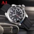圧倒的な存在感 ROLEX ロレックス 100%強く防水  4色可選  男性用腕時計 夜光効果