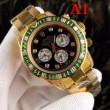 男性用腕時計 多色可選  ROLEX ロレックス 機械式(自動巻き)ムーブメント 多色可選 注目度UP