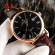 超人気新作登場 機械式(自動巻き) ROLEX ロレックス 牛革布地ベルト 男性用腕時計 多色可選