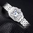 男性用腕時計 高級感UP CARTIER カルティエ  3色可選 精製加工 綺麗!海外セレブ風!