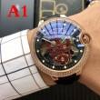 2018新作登場 機械式(自動巻き)ムーブメント  CARTIER カルティエ 男性用腕時計 今年大流行