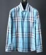 4色可選 当店最安値  シャツ  魅力たっぷり逸品 BURBERRY バーバリー 肌触りが良い