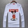 真冬のコレクション  シュプリーム SUPREME 立ち上げより入荷!  長袖 Tシャツ 多色可選 100%新品保証