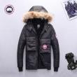 2018秋冬品質保証定番CANADA GOOSEカナダグース  ダウンジャケット コピーフード中綿ダウンコート3色可選