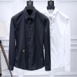 高級素材を採用 シャツ おしゃれな美品 2色可選 ディオール DIOR 真冬のコレクション