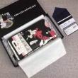PRADAプラダ 長財布 コピー新作入荷定番人気ブランドレディースかわいいプリントロングウォレットおすすめプレゼントギフト