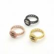 シャネル 指輪 コピーCHANEL最安値品質保証シンプルレディースリング女性アクセサリーデイリー小物ファッションデザイン