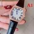 2018年秋冬最旬トレンド 女性用腕時計機械式 多色選択可 CARTIER カルティエ 送料関税込
