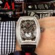 トレンド感満点に 2色選択可 FRANCK MULLER 激安一番安い フランクミュラー 2018新作登場 2色選択可 男性用腕時計