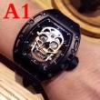 ヒットした価格販売 リシャールミル RICHARD MILLE【2018トレンド】 男性用腕時計 2色選択可 輸入機械式(自動巻き)ムーブメント