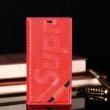 SUPREME 2色可選 2018fw トレンド iphone8/iphone8 plus ケース カバー 綺麗!海外セレブ風! シュプリーム 弾力性の高い