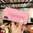 愛らしさ抜群 シュプリーム SUPREME 4色可選2018SS新作登場 iphone XR  ケース カバー個性的な素材感も魅力 雑誌掲載