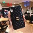 立ち上げより入荷!  3色可選iphone XR  ケース カバー 2018新作登場 シャネル CHANEL 激安一番安い