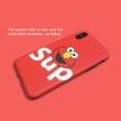 シュプリーム iphone ケース コピーSupreme高級品通販レッドとブルートレンドな2カラーが選べるスマホケースカバー