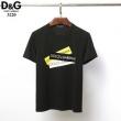 品が良い Dolce&Gabbana  素敵なデザイン Tシャツ/ティーシャツ ドルチェ&ガッバーナ  3色可選 春夏の新作