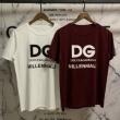 注目されている Tシャツ/ティーシャツ ドルチェ&ガッバーナ Dolce&Gabbana 2色可選 可愛い新モデル