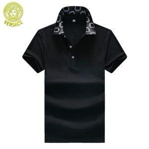 Tシャツ/ティーシャツ ヴェルサーチVERSACE 3色可選 2019に人気もまだまだ継続しています 圧倒的人気を誇る