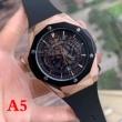 ウブロ 時計 スーパーコピーHUBLOT機械式メンズウォッチ自動巻き高級腕時計クラシックなコレクション