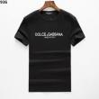 手にやすい安価販売 Dolce&Gabbana2019無地半袖tシャツスーパーコピー黒白2色ドルガバtシャツコピー 今季初登場の新作 最大級セール品