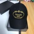 PRADA ベースボールキャップ プラダ キャップ コピー2019エレガントデザイン性 ゴルフキャップ お洒落トレンド人気 コーデ