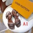 サンダル 3色可選 2019年新作通販 デイリーに使える1枚 ルイ ヴィトン LOUIS VUITTON