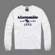 2019年春の新作コレクション 可愛い新モデル アバクロンビー&フィッチ Abercrombie & Fitch 長袖Tシャツ 2色可選