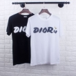 ディオール Dior メンズ tシャツ 街着などに似合う人気新作 コピー ブラック ホワイト プリント 安価 923J611X1241_C584