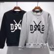 ディースクエアード メンズ セーター 秋冬に着まわしやすい人気新作 コピー D SQUARED2 ブラック グレー 日常 セール