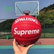 着こなしをマスターする Supreme Spalding Basketball 2019年秋冬コレクションを展開中 シュプリーム バスケットボール